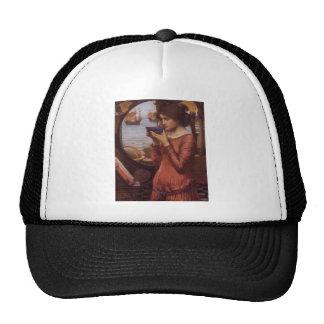 Destiny by JW Waterhouse, Vintage Victorian Trucker Hat