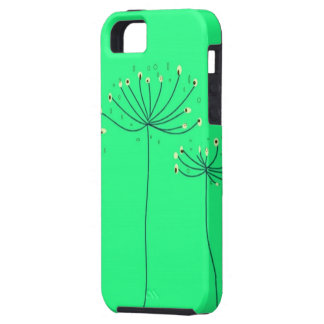 Destiny Dandelion Mod Fun Green Floral Office iPhone 5 Cover