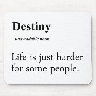 Destiny Definition Mouse Pad