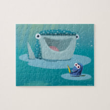 Destiny & Dory | Bubble Buds Jigsaw Puzzle