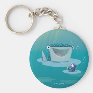 Destiny & Dory   Bubble Buds Keychain