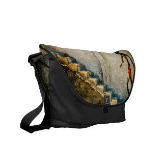 destiny heads home messenger bag