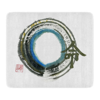 Destiny in Zen, Enso Cutting Board