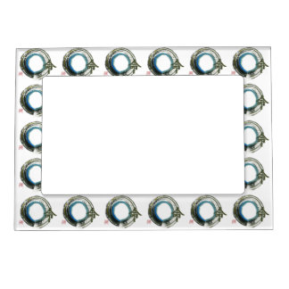 Destiny in Zen Enso Picture Frame Magnets