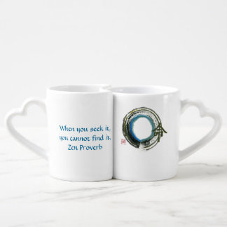 Destiny in Zen Enso Lovers Mug Set