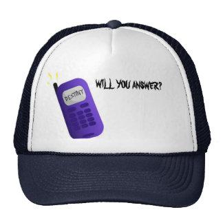 Destiny is Calling Hat