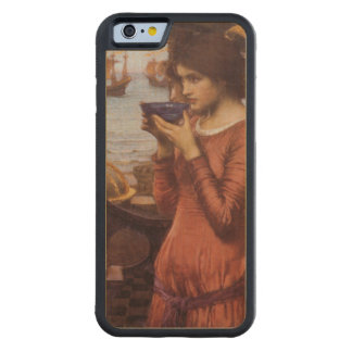 Destiny John William Waterhouse Carved Maple iPhone 6 Bumper Case