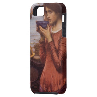Destiny - John William Waterhouse - Destiny iPhone 5 Case