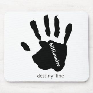 destiny line mouse pad