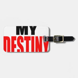 destiny lover girl boy romance couple marriage mar luggage tag