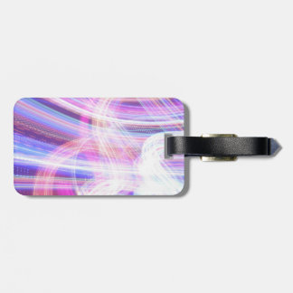 Destiny Luggage Tag w/ Leather Strap by C.L. Brown