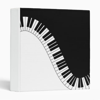 Destiny Music Keyboard Instruments Binder