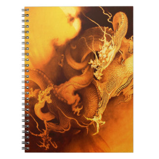 Destiny of A Dragon Notebook