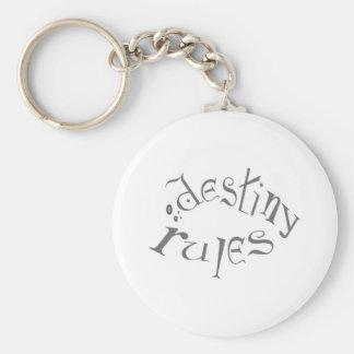 DESTINY RULES KEYCHAIN