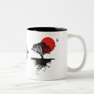 Destiny Two-Tone Coffee Mug
