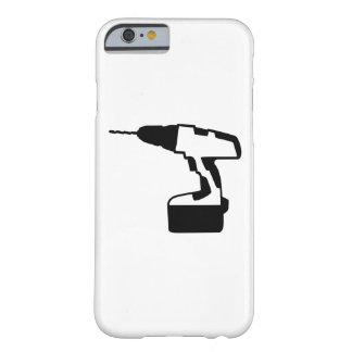 Destornillador portátil sin cuerda funda de iPhone 6 barely there