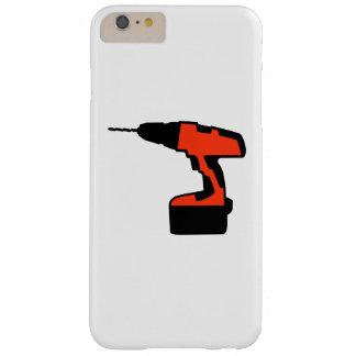 Destornillador portátil sin cuerda funda de iPhone 6 plus barely there