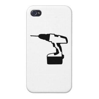 Destornillador portátil sin cuerda iPhone 4/4S carcasas