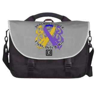 Destroy Bladder Cancer Computer Bag