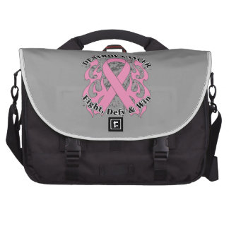 Destroy Breast Cancer Bag For Laptop
