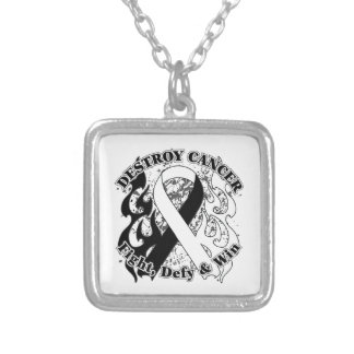 Destroy Carcinoid Cancer Necklaces