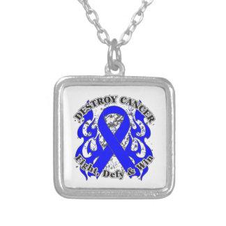 Destroy Colon Cancer Jewelry