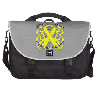 Destroy Ewing Sarcoma Cancer Commuter Bags