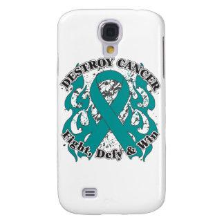 Destroy Gynecologic Cancer Samsung Galaxy S4 Case