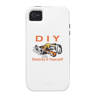 DESTROY IT YOURSELF iPhone 4 COVERS