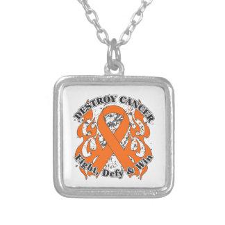 Destroy Kidney Cancer Jewelry