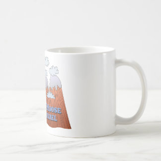 Destroy Moose and Squirrel - Dark Coffee Mug