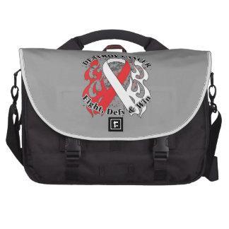 Destroy Oral Cancer Bag For Laptop