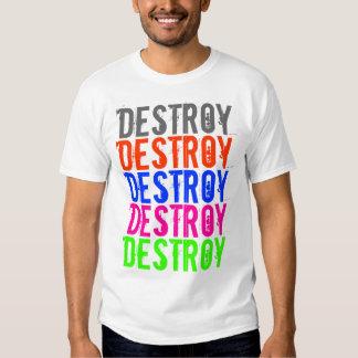 Destroy Shirts