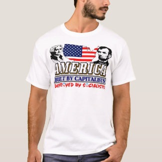 Destroyed By Socialists! T-Shirt