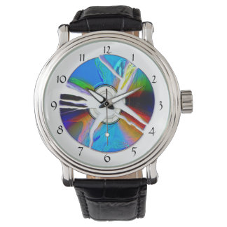 Destroyed CD II Numerical watch