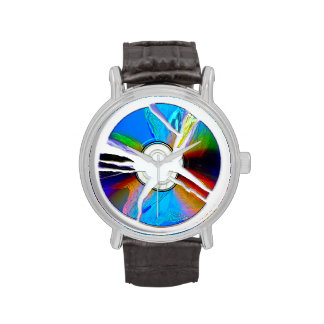 Destroyed CD II watch