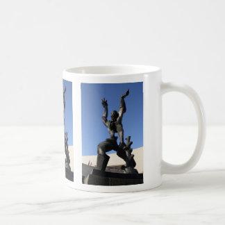 Destroyed City Coffee Mug