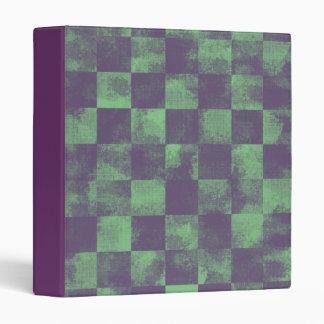 Destroyed Joker Checkered Binder