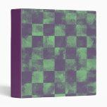 Destroyed Joker Checkered Binders