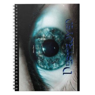Destroyed Notebook