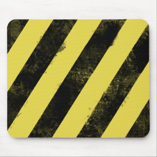 Destroyed Warning Mouse Pad