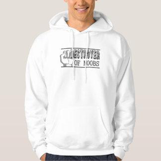 Destroyer of Noobs Sweatshirt