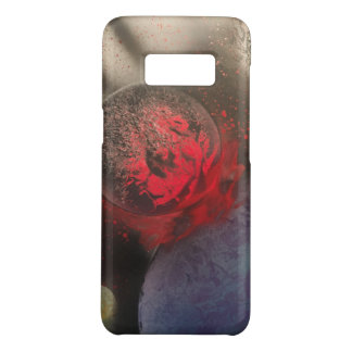 Destroyer of Worlds Spray Paint Art Phone Case