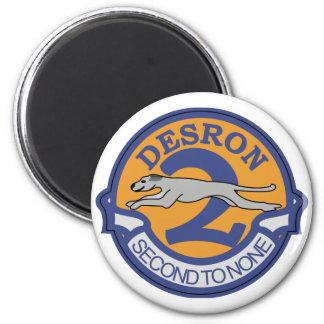 Destroyer Squadron DESRON - 2 Magnet