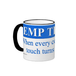 Destroying Computers With an Electromagnetic Pulse Ringer Coffee Mug