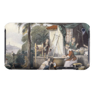 Destroying the Chrysalids and Reeling the Cocoons, iPod Case-Mate Cases