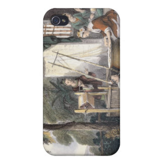 Destroying the Chrysalids and Reeling the Cocoons, iPhone 4/4S Cover