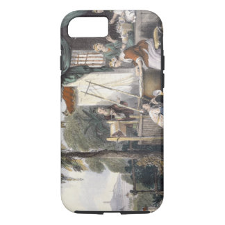 Destroying the Chrysalids and Reeling the Cocoons, iPhone 7 Case