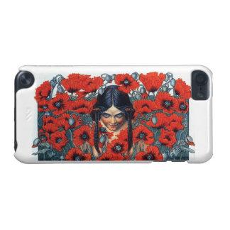destrucción de fleurs du mal funda para iPod touch 5G