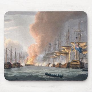 Destrucción de la flota danesa antes de Copenhague Tapetes De Raton
